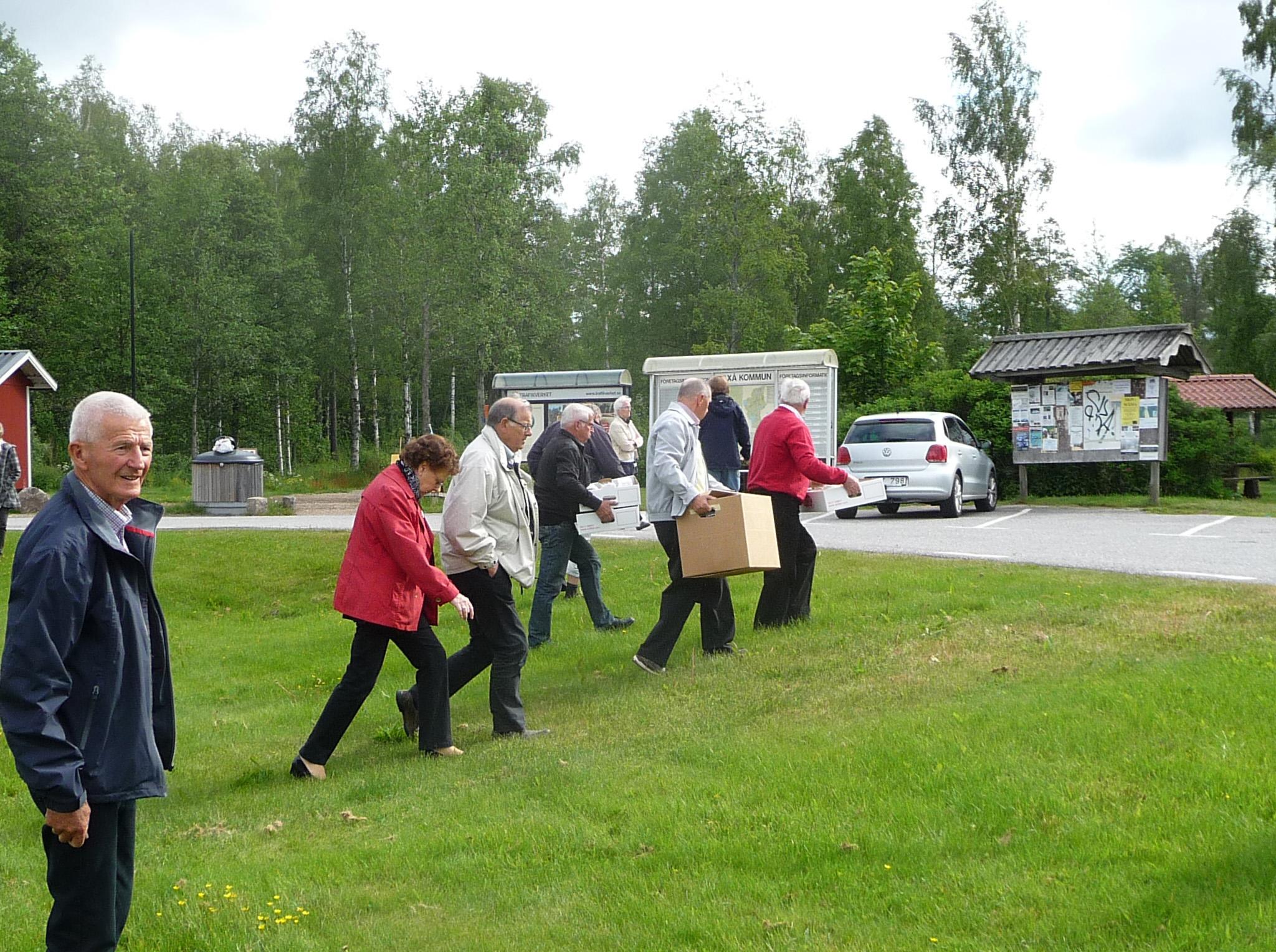 2012 Stjärnsunds slott, Olshammars gård. - 02
