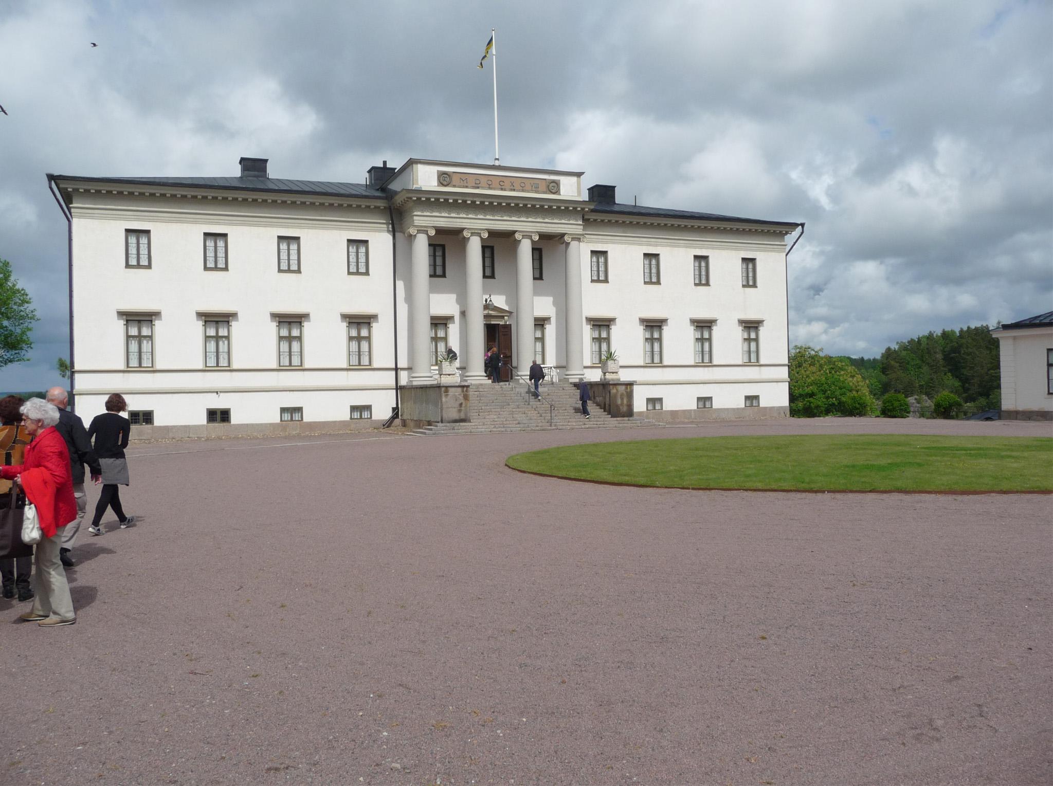 2012 Stjärnsunds slott, Olshammars gård. - 23