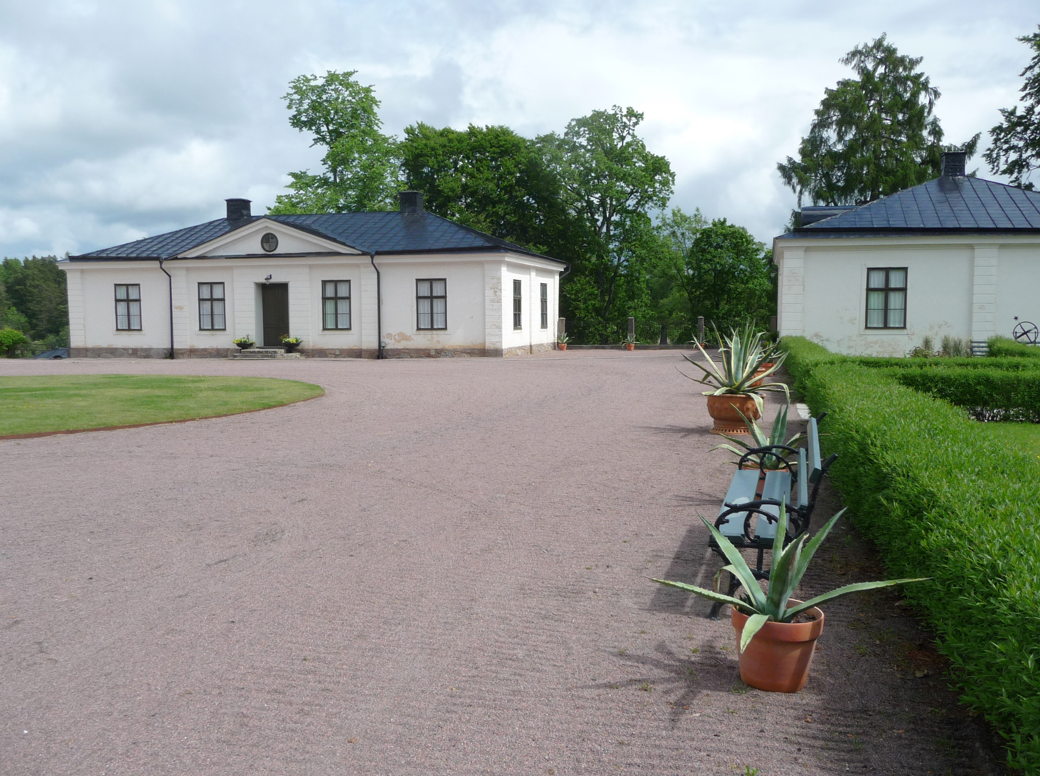 2012 Stjärnsunds slott, Olshammars gård. - 24
