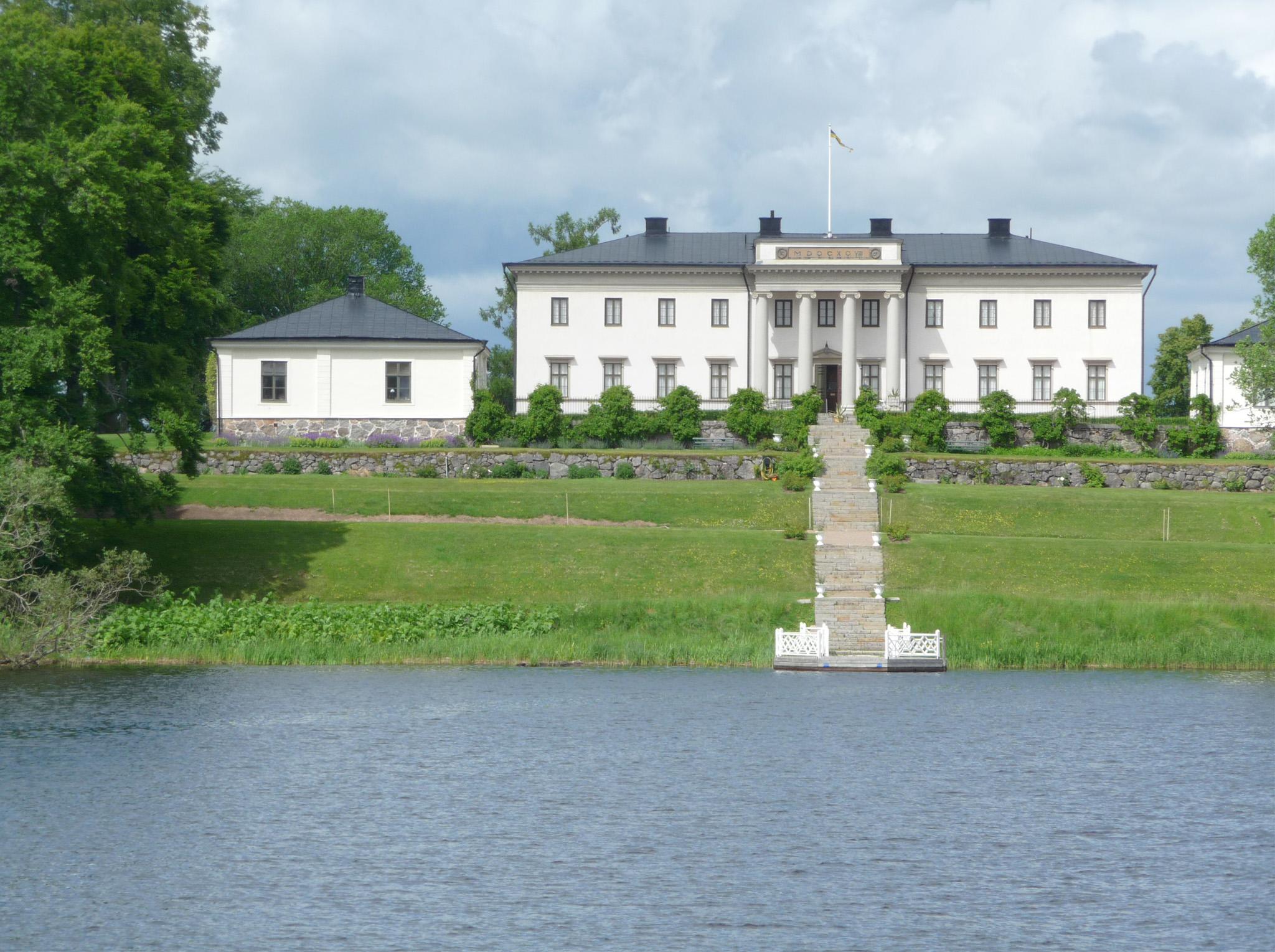 2012 Stjärnsunds slott, Olshammars gård. - 41